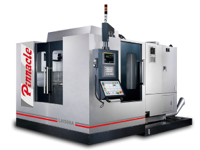 Pinnacle LH Series Horizontal CNC Machining Centres