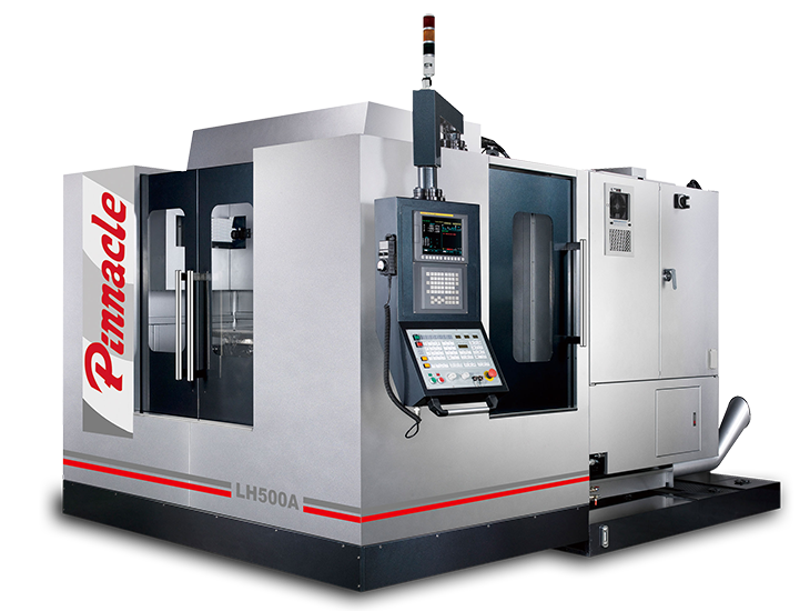 Horizontal CNC Machining Centre - Pinnacle LH500A