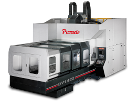 Pinnacle DV Series Double Column CNC Machining Centres
