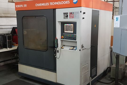 Charmilles ROBOFIL 510 Wire Cut Machine