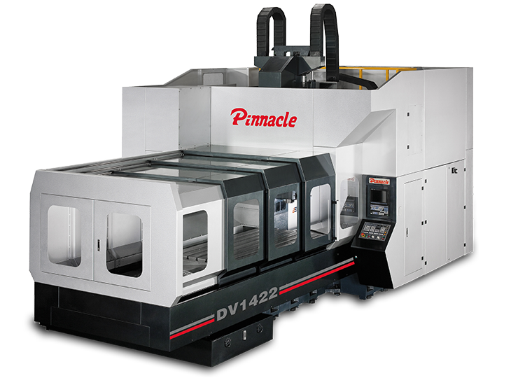 Double Column CNC Machining Center - Pinnacle DV1422