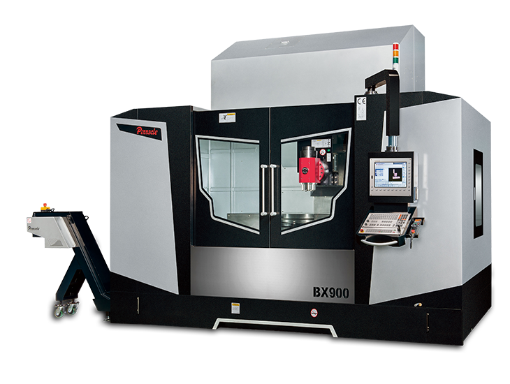 Swivel Head 5 Axis Machining Centre - Pinnacle BX900