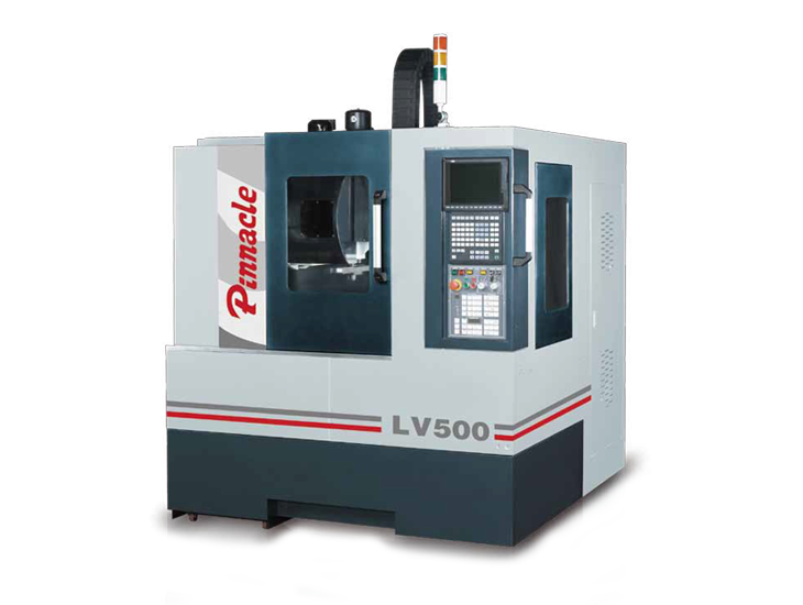 Linear Guide Way Vertical CNC Machining Centre - Pinnacle LV500