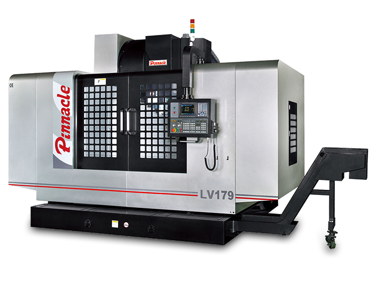 Linear Guide Way Vertical CNC Machining Centre - Pinnacle LV179